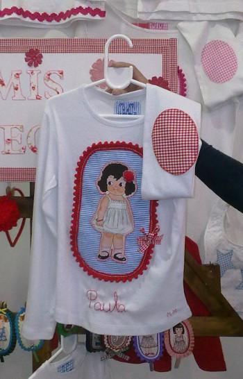 camiseta paula