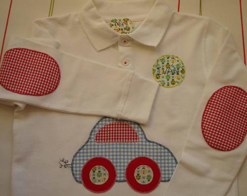 Camiseta niño Gijón