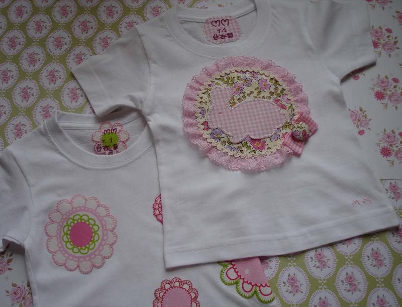 2 Camisetas Lucía