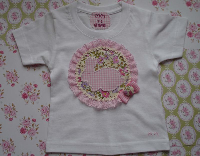 Camiseta conejo Lucía 3