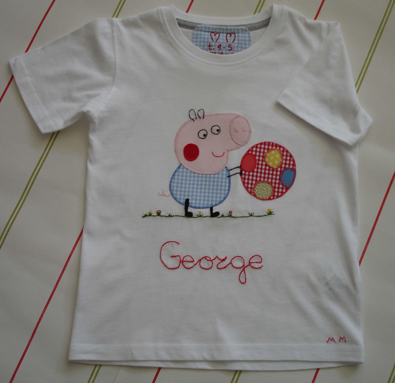Camiseta George 1