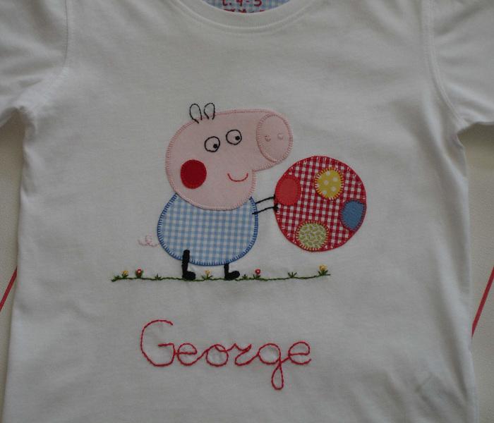 Camiseta George Pig