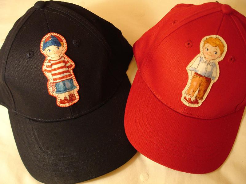 gorras niños