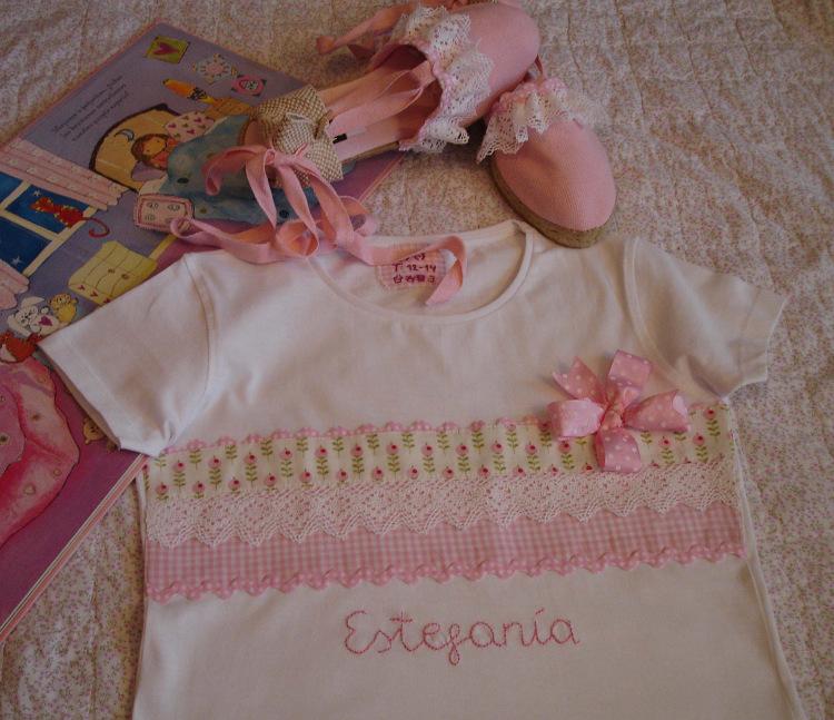 Camiseta Estefanía 2