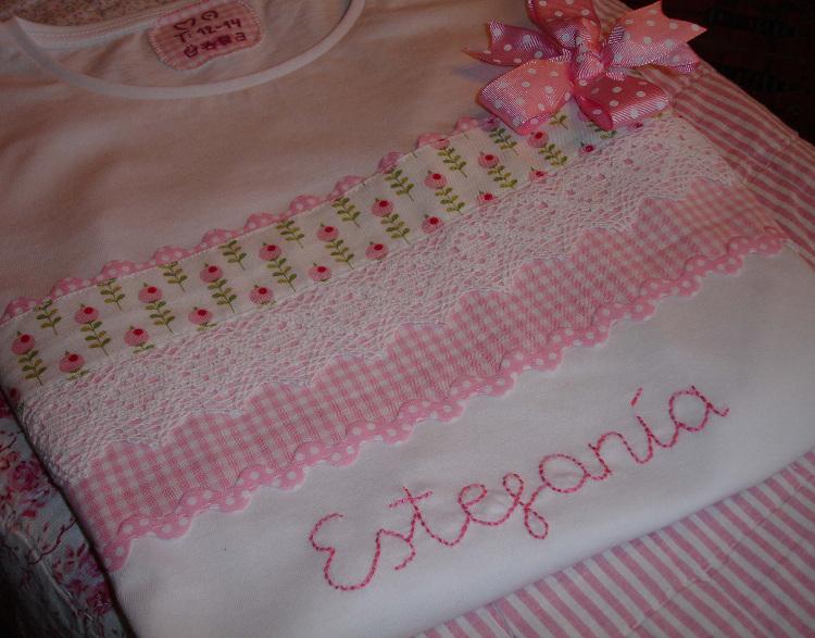 Camiseta Estefanía