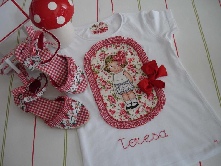 Camiseta Teresa 1
