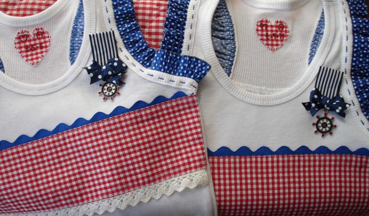 Camiseta Alba y MAría 3