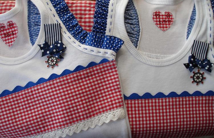 Camisetas Alba y MAría 2