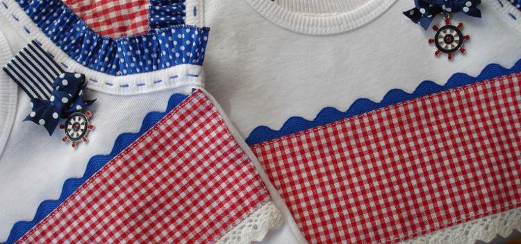 Camisetas Alba y María 4