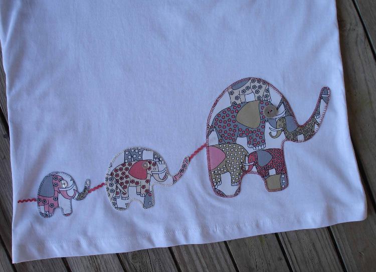 Camiseta elefantes 1