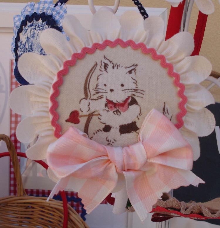 diadema gatito cupido