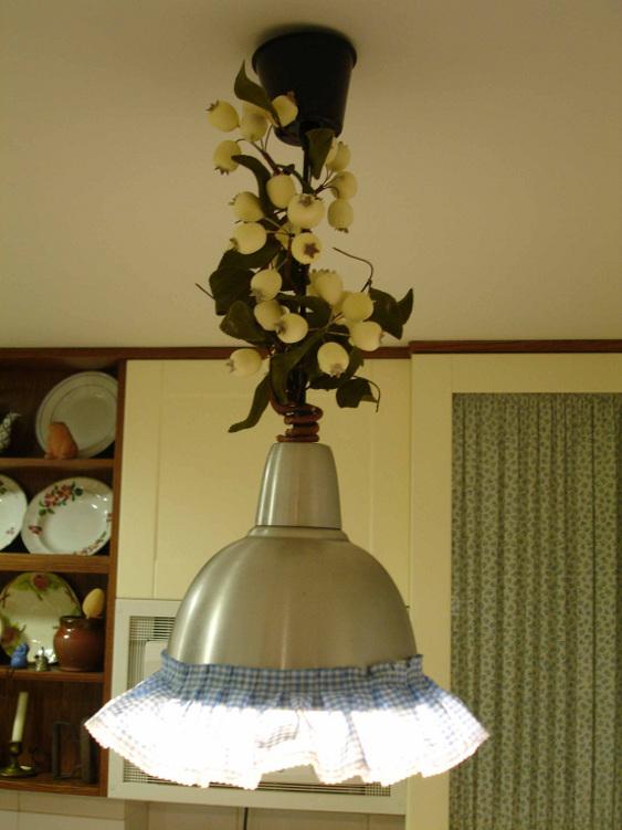 Lámpara cocina 1