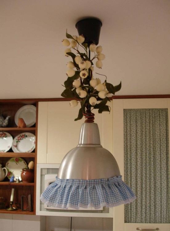 Lámpara cocina 2