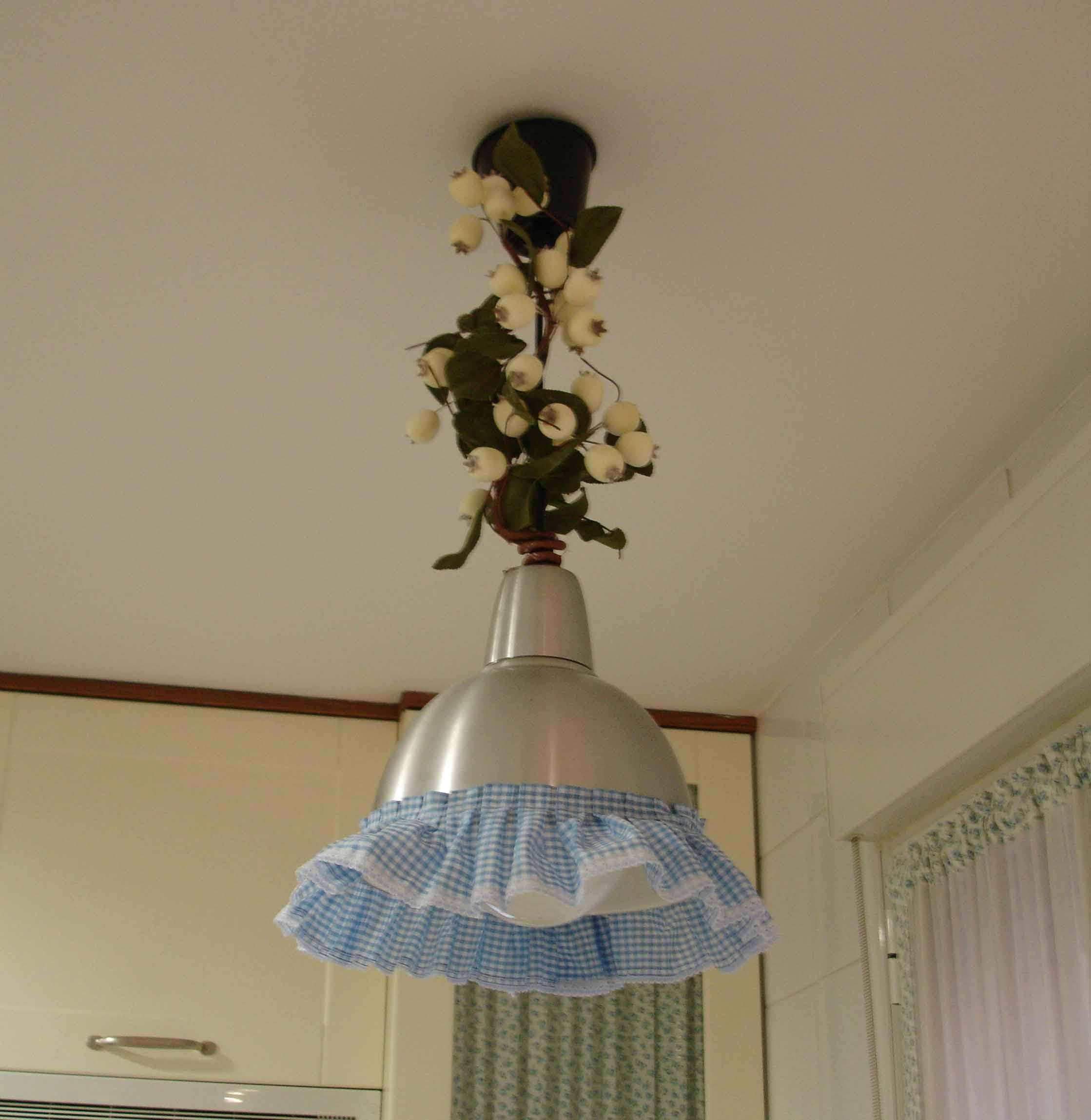 Lámpara cocina