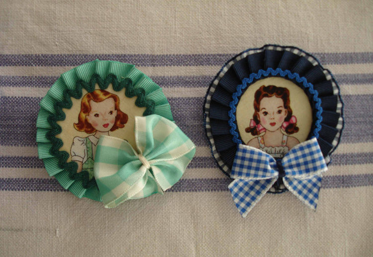 Broches Carmen