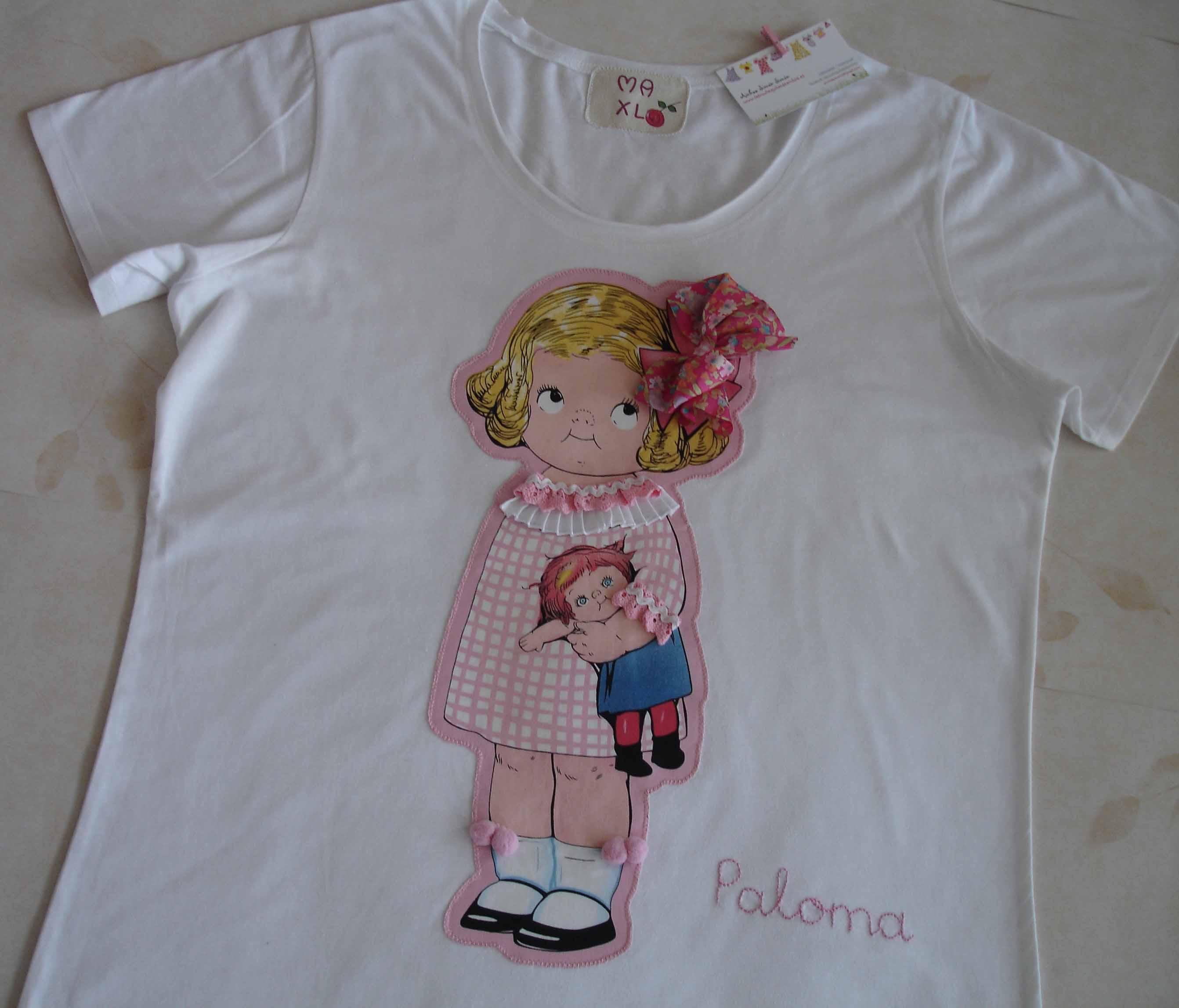 Camisetas Yaiza 1