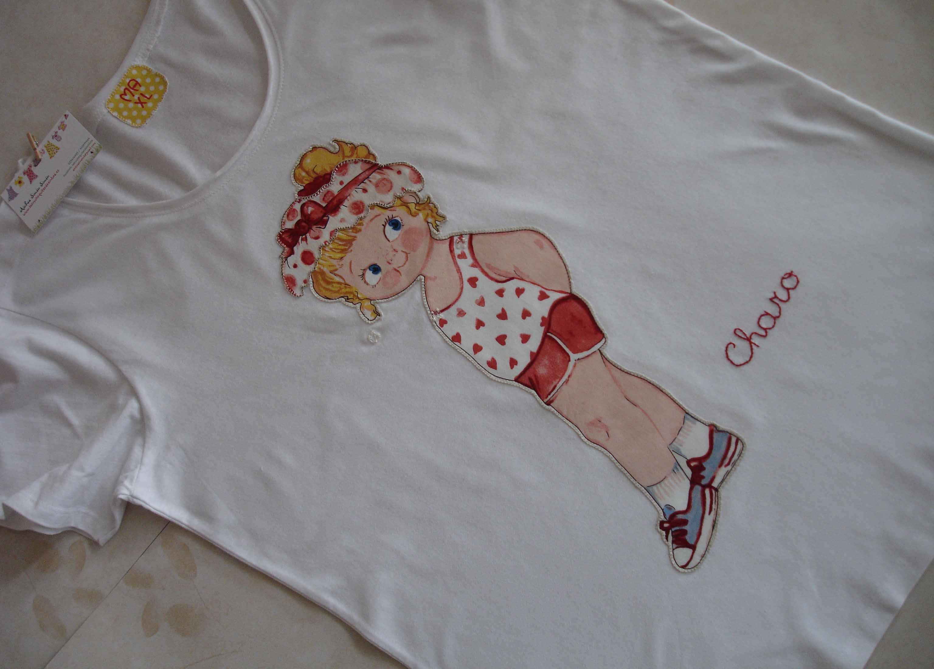 Camisetas Yaiza5