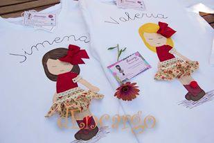 Camiseta Dencargo Jimena y Valeria