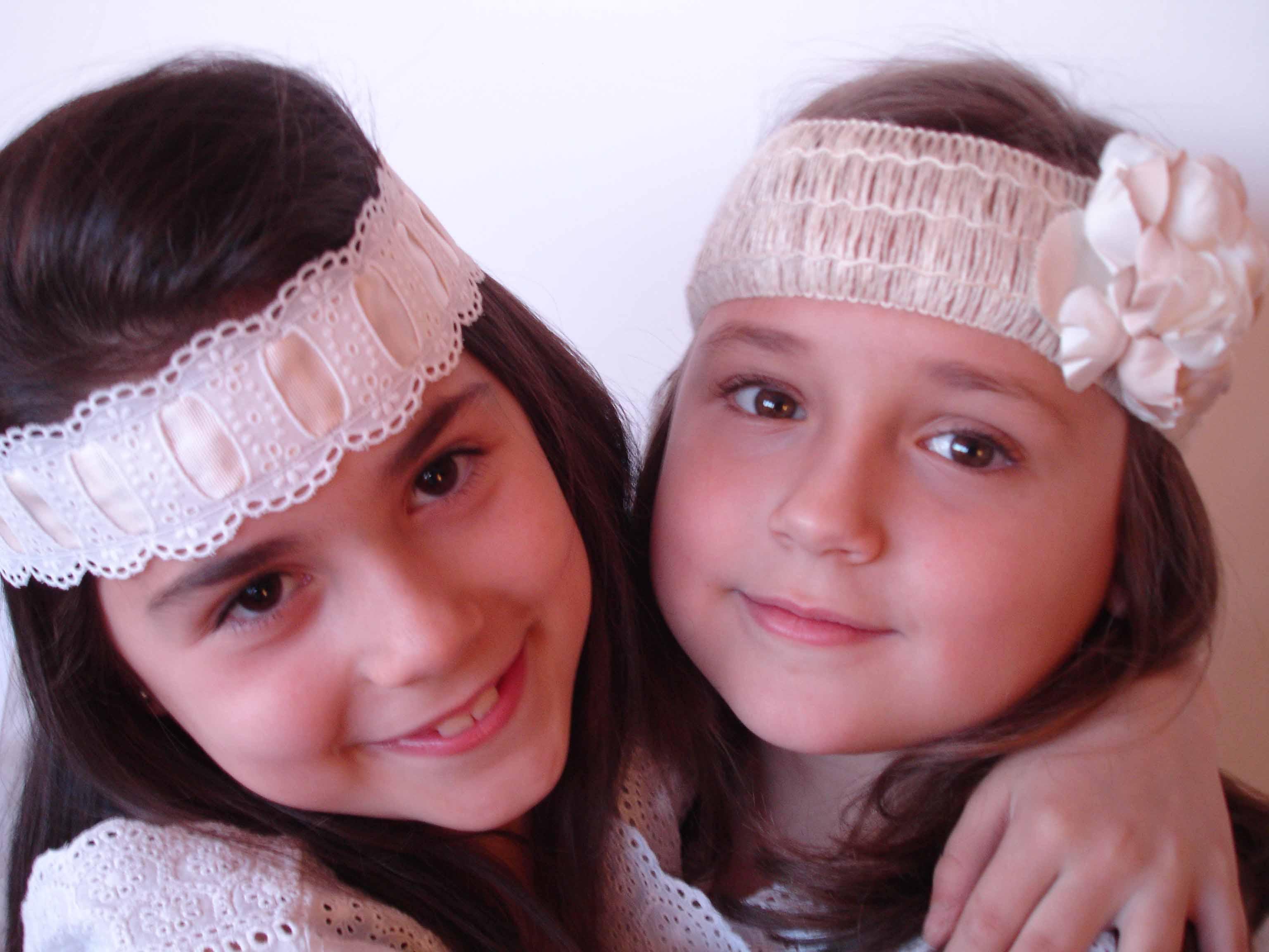 turbantes Jimena y Valeria