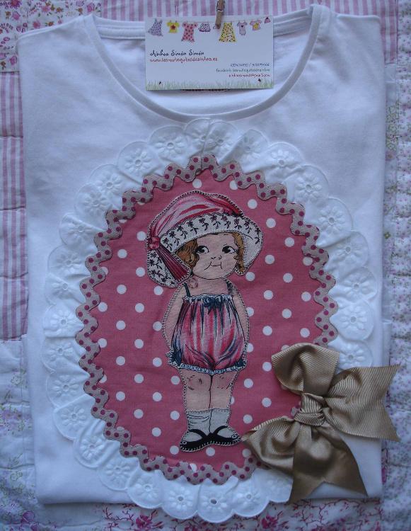 Camiseta Claudia 4