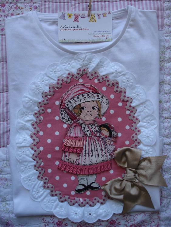 Camiseta Claudia 6