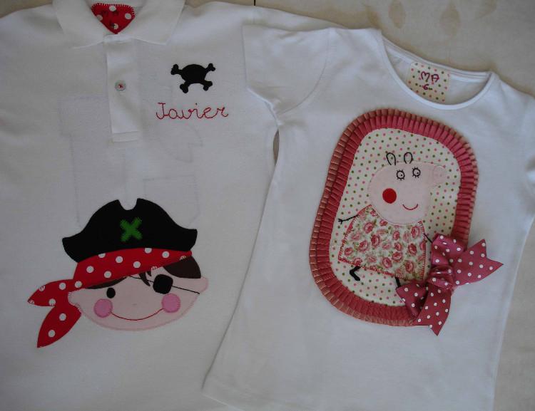 Camisetas Montse Prifran