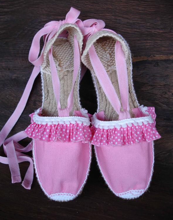 zapatillas rosas 1