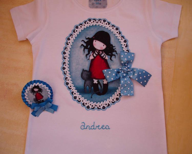 Camiseta Andrea 1