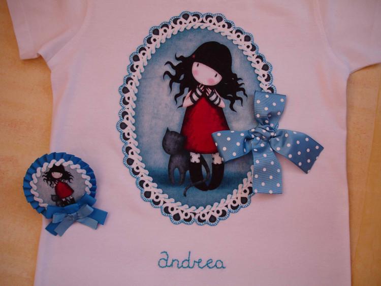 Camiseta Andrea