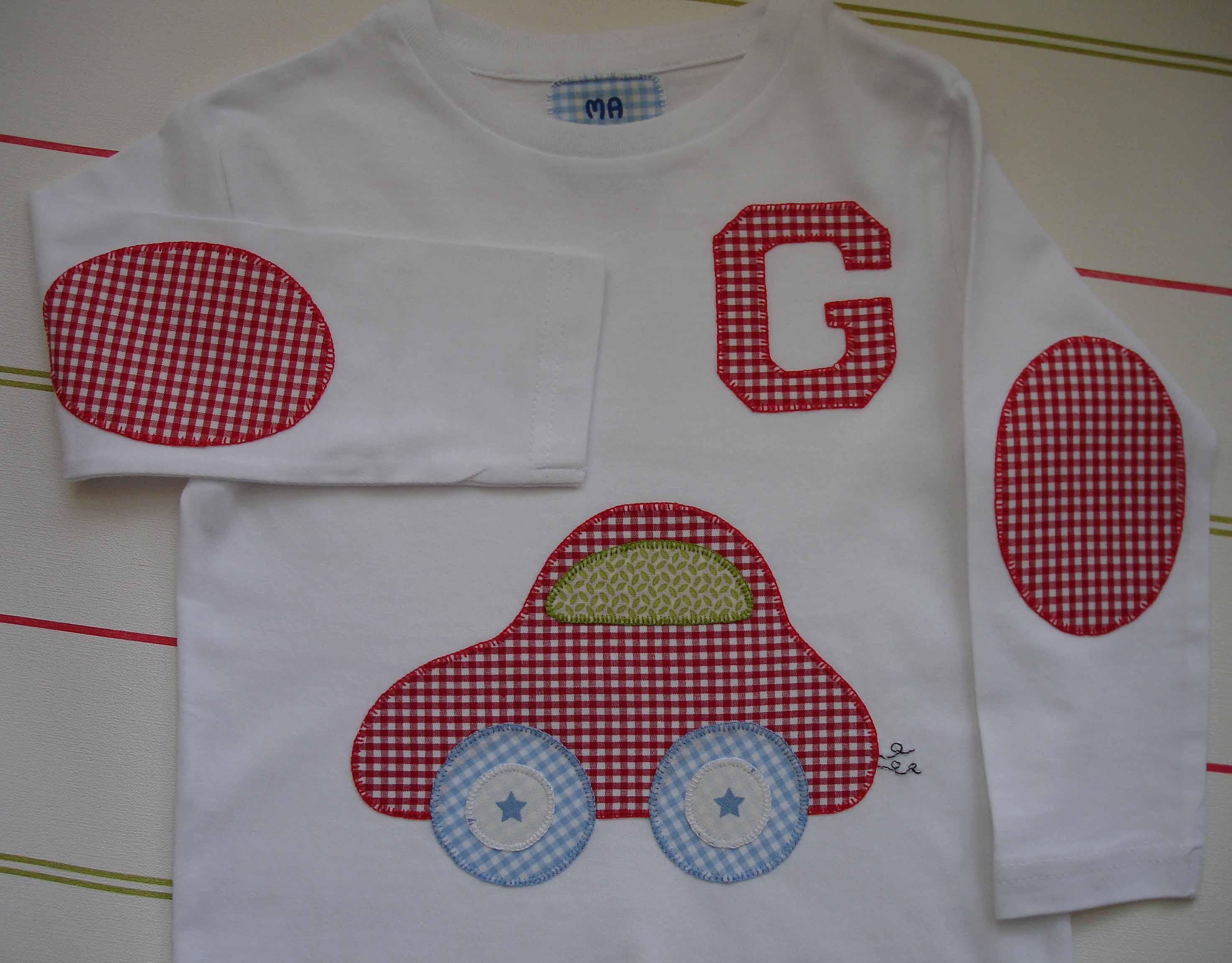 Camisetas Nuria 1