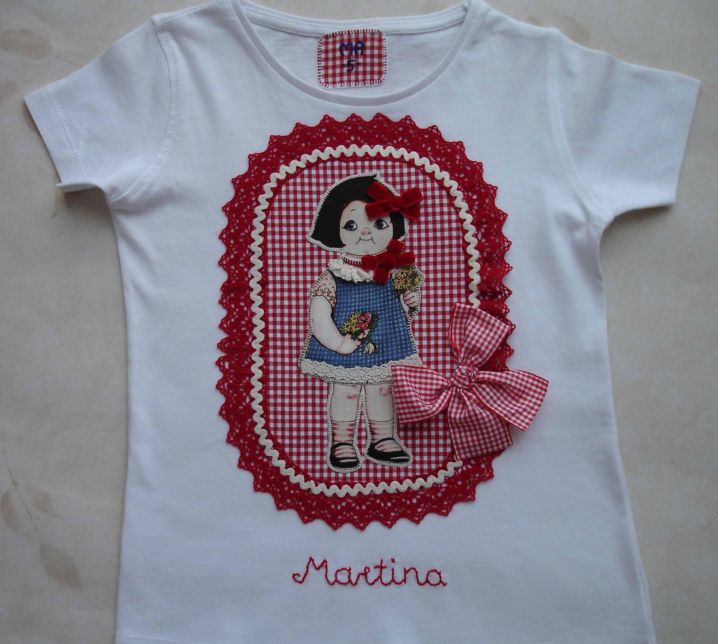 Camisetas Nerea 10