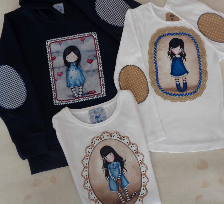 Camisetas Paula Gómez 1
