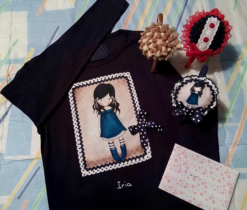 Camiseta Iria